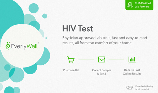 EverlyWell HIV Test