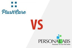 Personalabs VS PlushCare