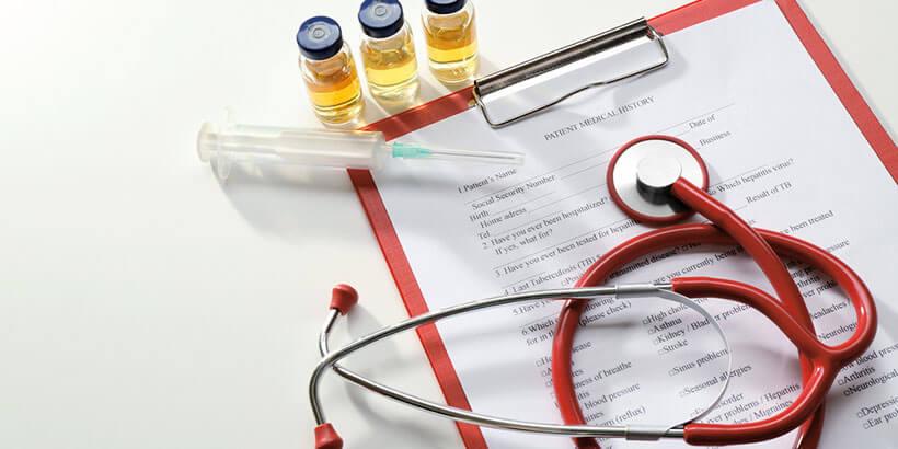 STD Testing Result