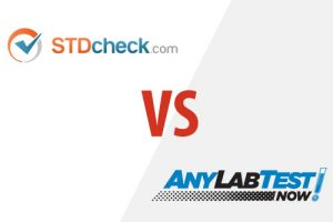 STDcheck VS Any Lab Test Now