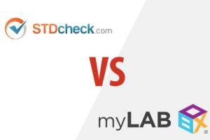 STDcheck VS MyLAB Box