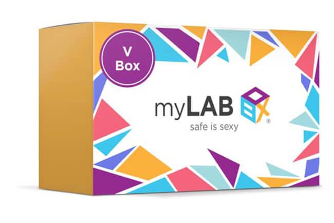 MyLAB Box V-Box